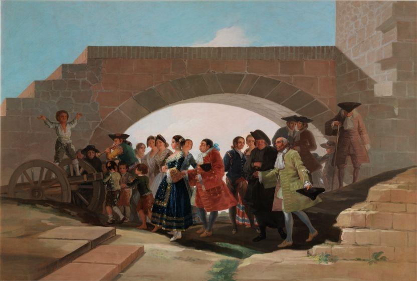La boda - Colección - Museo Nacional del Prado