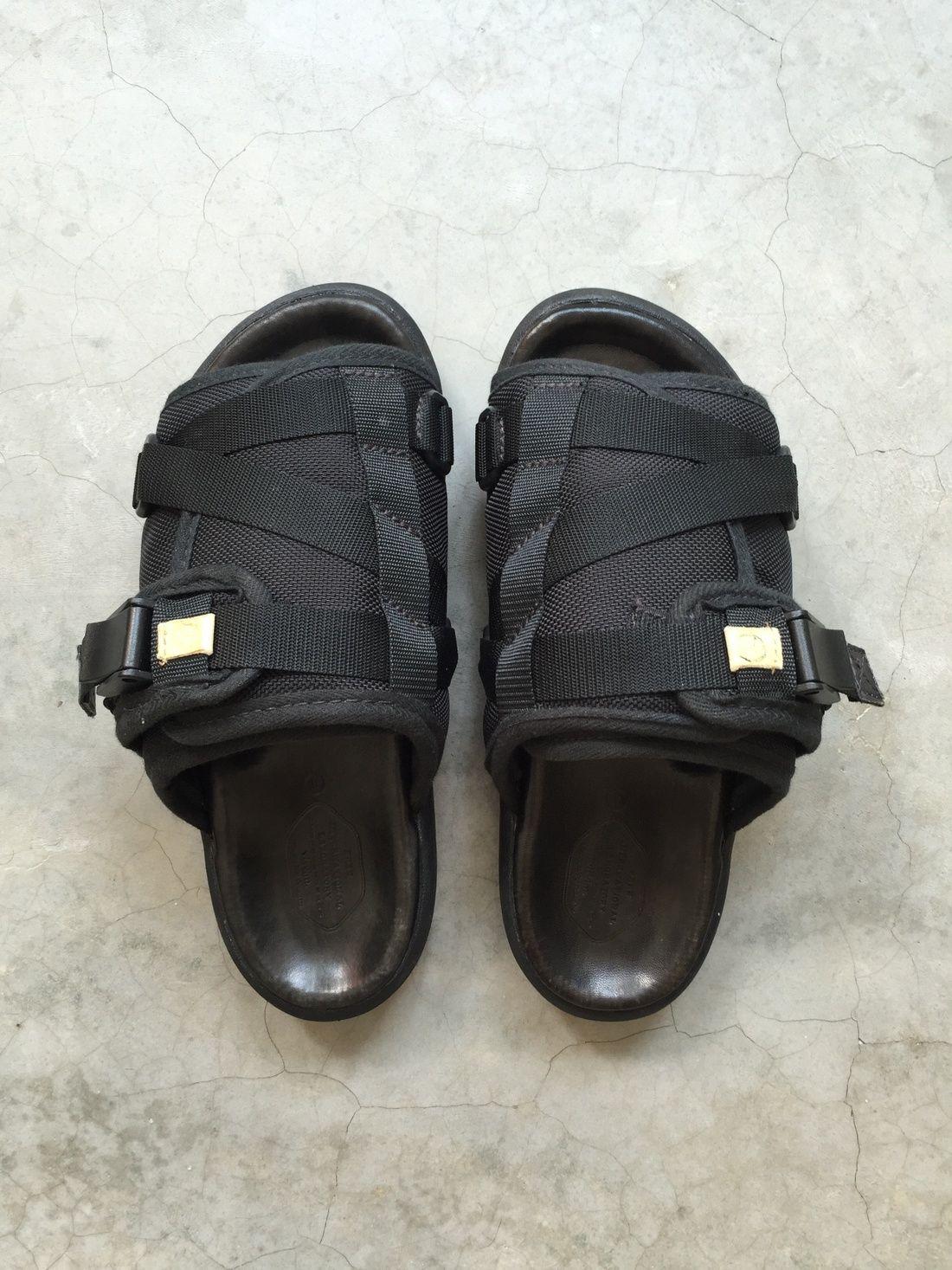 6bb40bc2b5b9 Visvim Christo Sandals Ballistic Size S Size 7  455 - Grailed