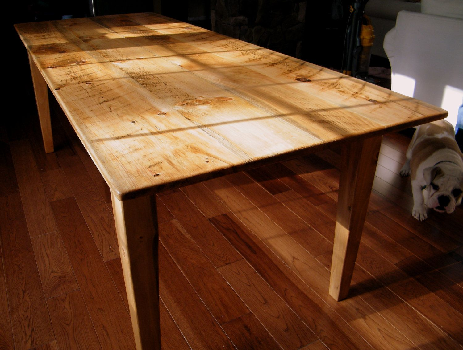 Superbe Handmade Farm Table