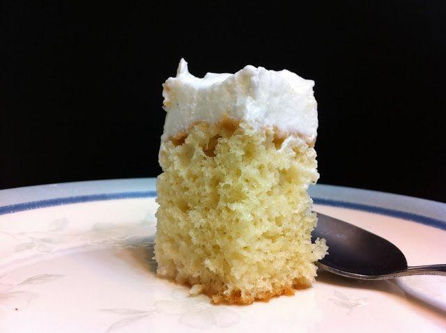 Oliver's Twist: עוגת טרס לצ'ס הכי טעימה בעולם