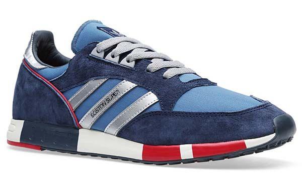 adidas Originals BOSTON SUPER [STONE WASH BLUE/SILVER/DARK SLATE] M25419