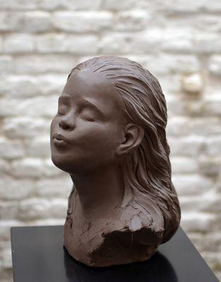 L 39 enfant la calebasse chloe sontrop sculpture pinterest chloe enfants et argile - Modele sculpture sur bois gratuit ...