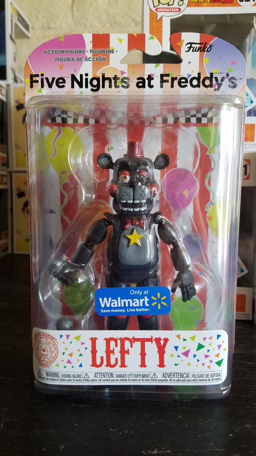Funko Five Nights At Freddy S Pizzeria Simulator Action Figures Cheaper Than Retail Price Buy Clothing Accessories And Lifestyle Products For Women Men