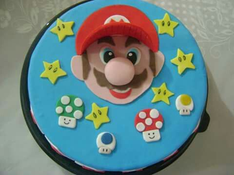 Ponque de Mario