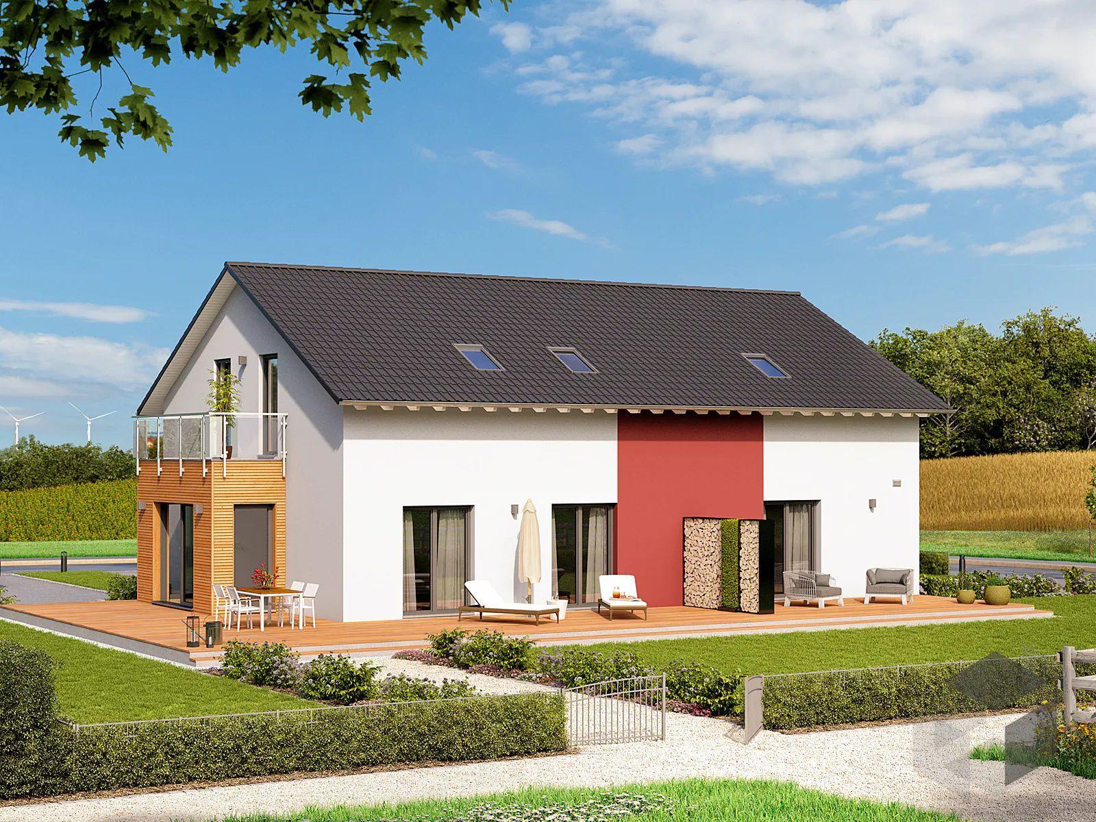 35+ Haus mit zwei eingaengen 2021 ideen