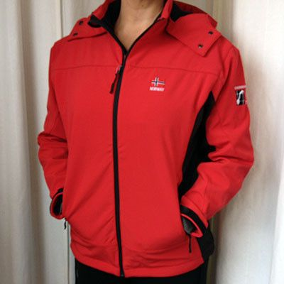 Scandinavian Explorer Jacket Red Red Jacket Jackets Nordic Style