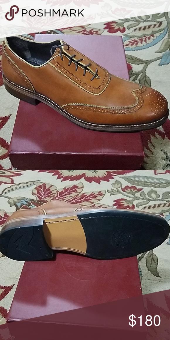 adabced5017 Wolverine 1000 mile men's wickham wingtip oxford Brand new shoes ...