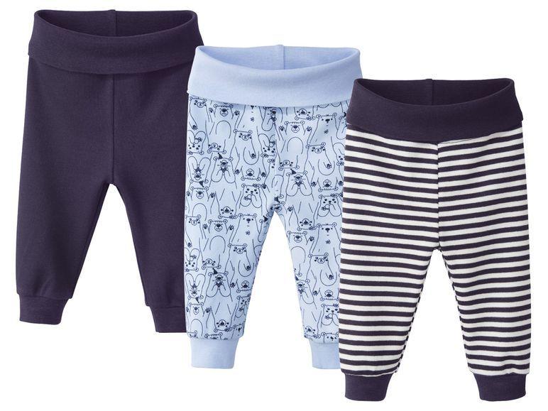 Lupilu 3 Baby Jungen Schlupfhosen 1 Sweatpants 3rd Baby Fashion