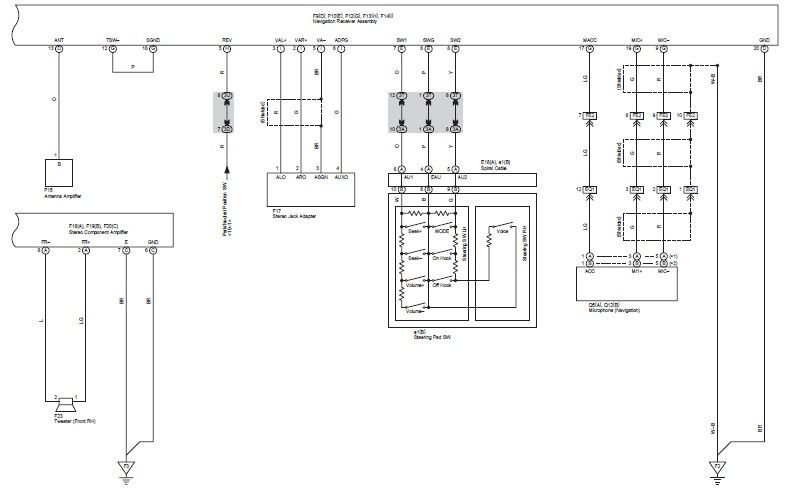 Toyota Avanza Alarm Wiring Diagram 4 In 2020 Toyota Vw Diesel Electrical Wiring Diagram