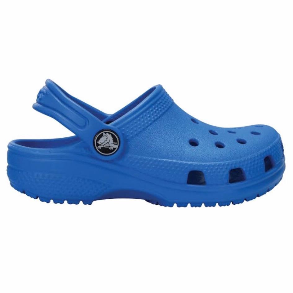 CROCS Shoes Crocs Coast Clog Blue Toddler Size 9 Color