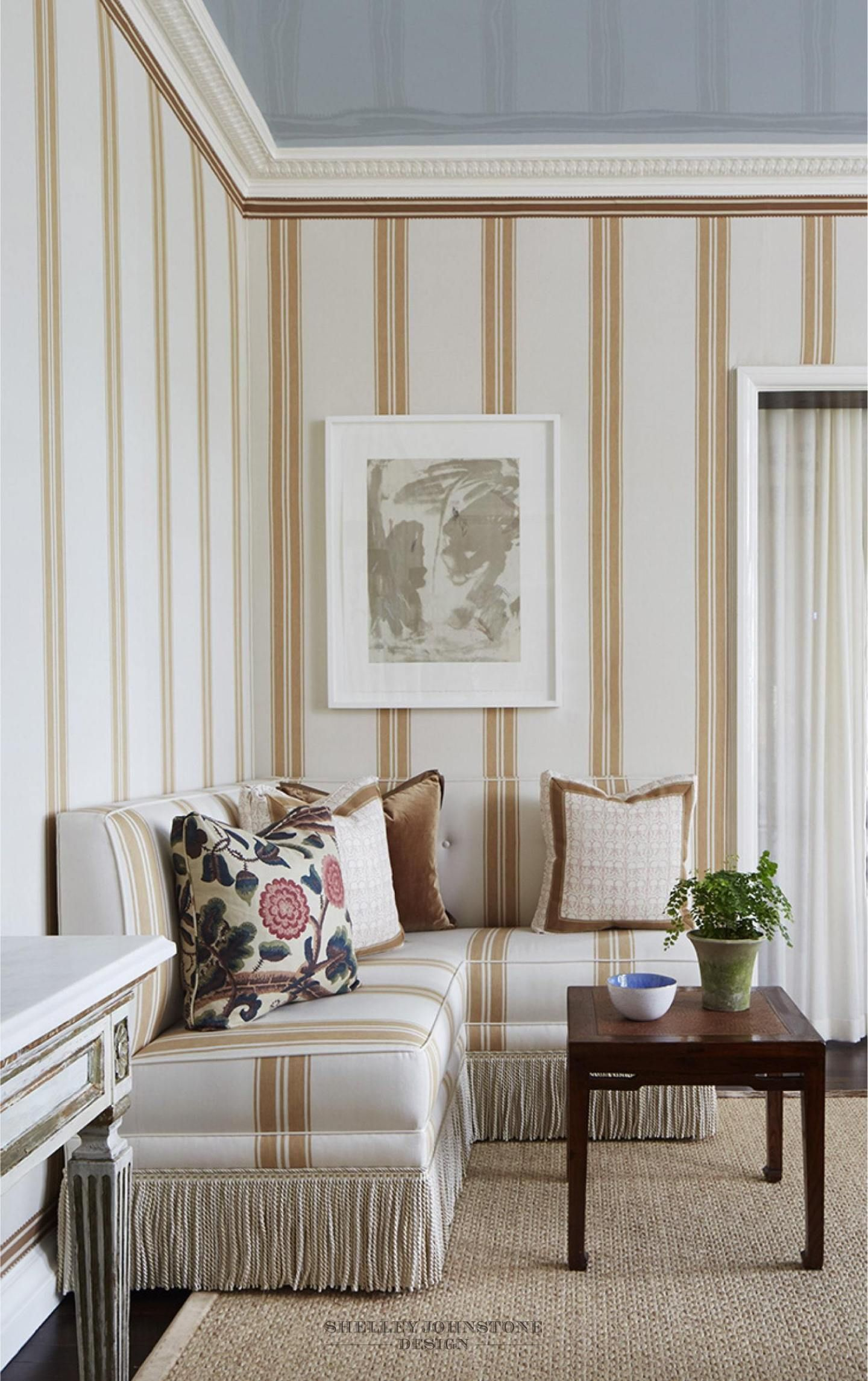 Get The Look: Four High-End Designs By Shelley Johnstone
