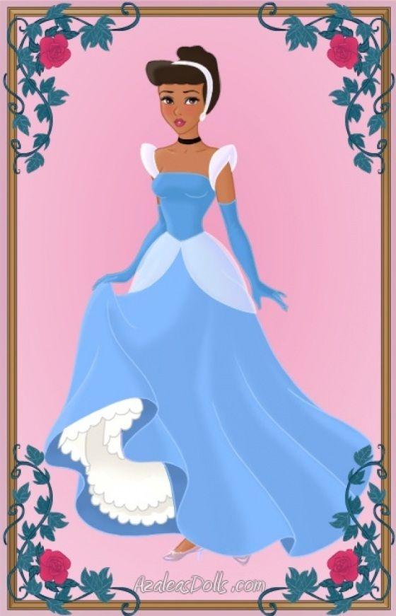 Disney Princesses of color!