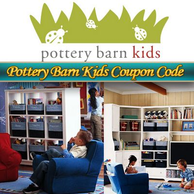graphic about Pottery Barn Kids Printable Coupons called Pottery-Barn-Young children-Coupon-Code Pottery Barn Coupon Codes