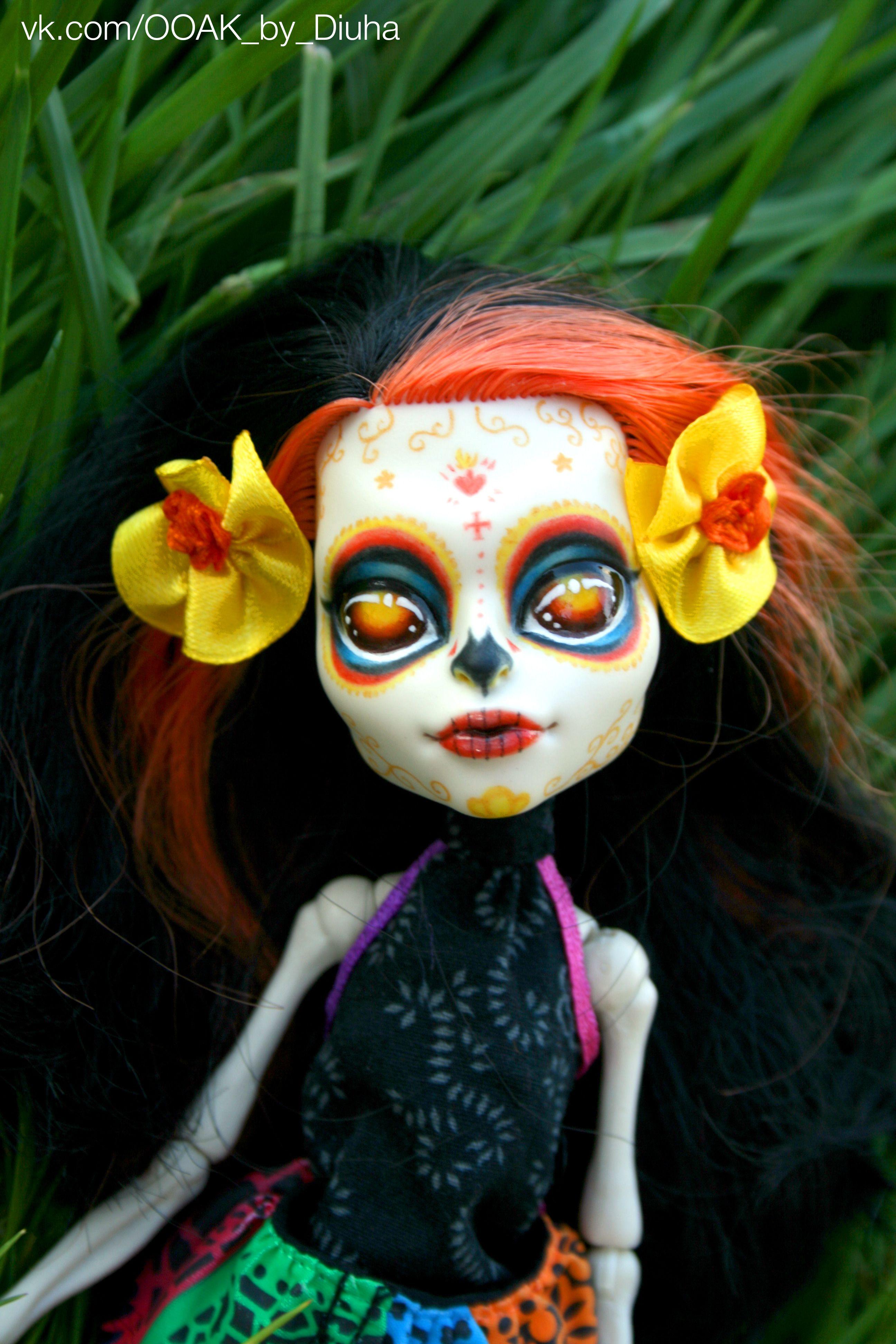 1000+ images about Skelita Calaveras Customs on Pinterest