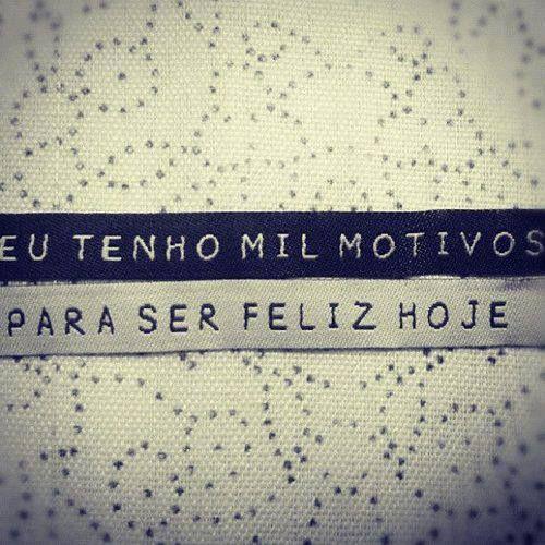 Não Deixe Para Ser Feliz Amanhã Seja Feliz Hoje