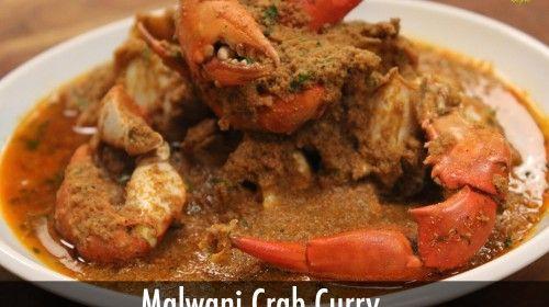 Malwani Crab Curry | Seafood Recipes | Sanjeev Kapoor Khazana