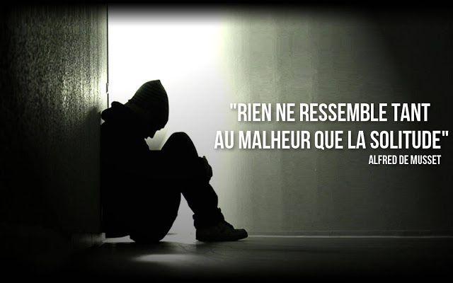 Citation Sur La Solitude Et La Vie Forumhulp