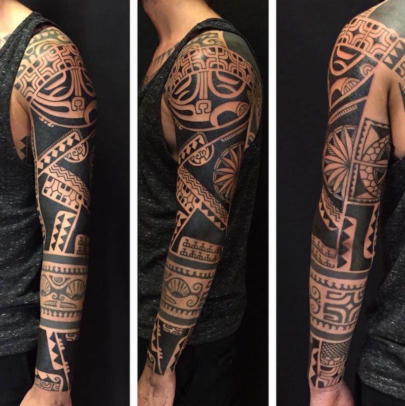 15+ Tatouage bras homme tribal trends