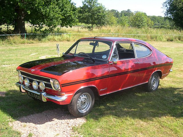 1969 opel kadett b coupe rallye 1 1 cars europe car and small cars. Black Bedroom Furniture Sets. Home Design Ideas