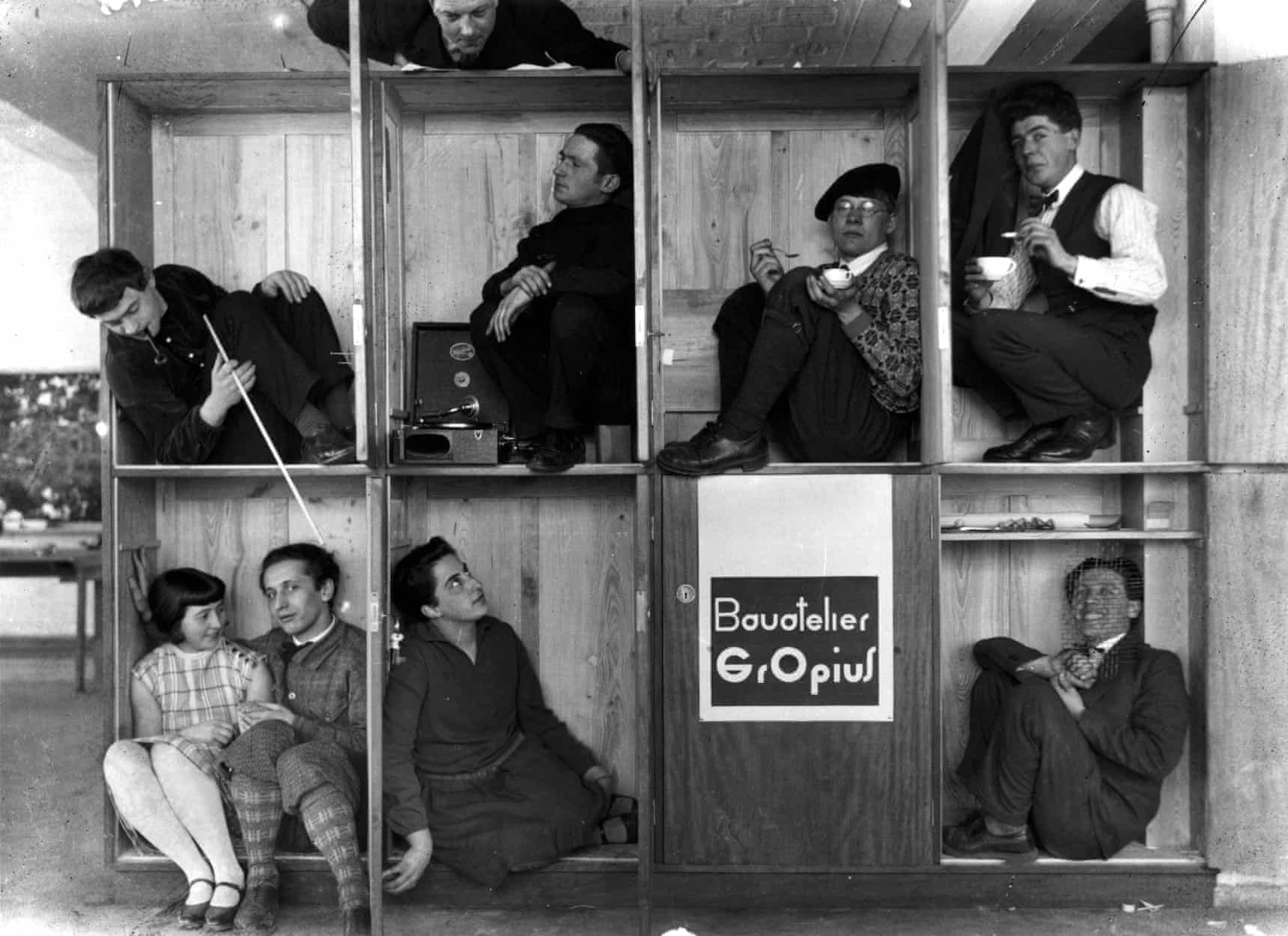 Bauhaus at 100 what it means to me by Norman Foster