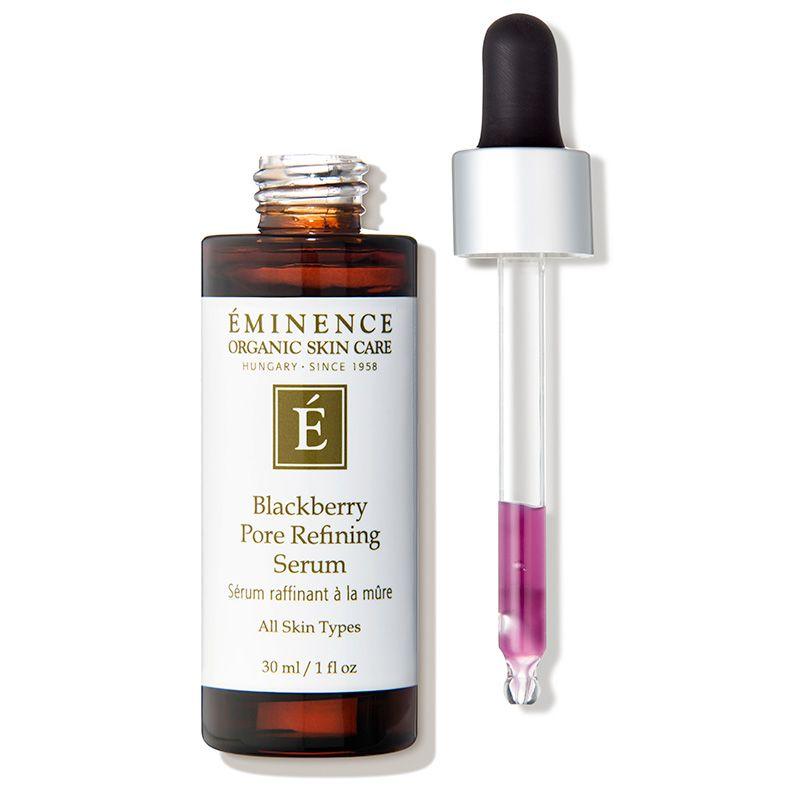Eminence Organic Skin Care Blackberry Pore Refining Serum Eminence Organic Skin Care Organic Skin Care Oil Skin Care