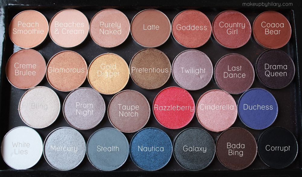 Eyeshadows Jpg 1 000 587 Pixels Makeup Geek Eyeshadow Makeup Geek Makeup Obsession