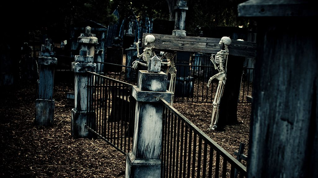 america s scariest halloween attractions haunted travelchannel