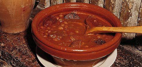 Olla Podrida De Burgos Gastronomia Recetas De Comida Comida