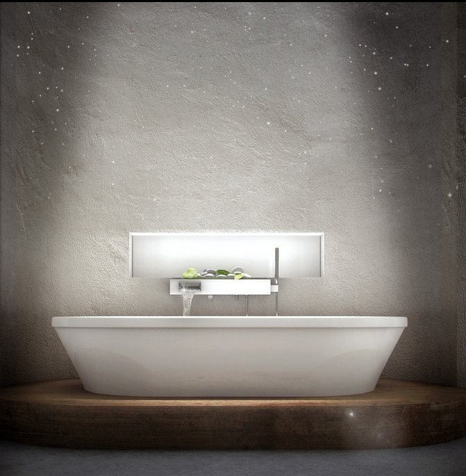 @BainUltra AMMA Oval 7242 Theatre Stage™ #Tub: The Actual #bathtub Is