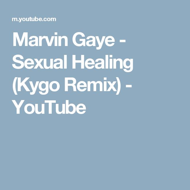 Sexual healing kygo lyrics