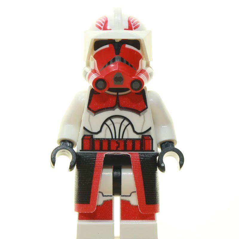 Custom Minifigur - Clone Commander Thorn