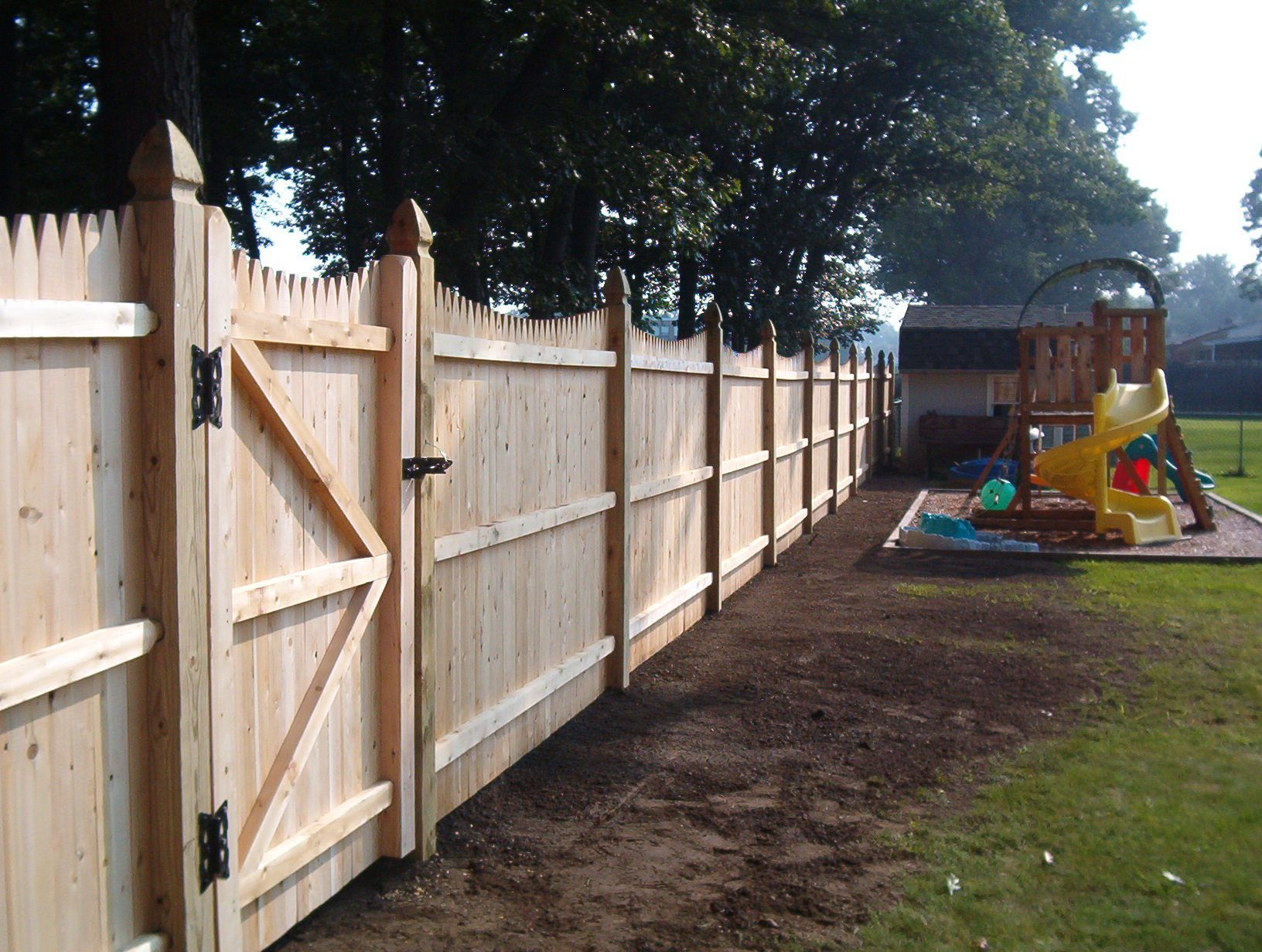 pdf plans how to build a 8 foot wood gate wood sheds