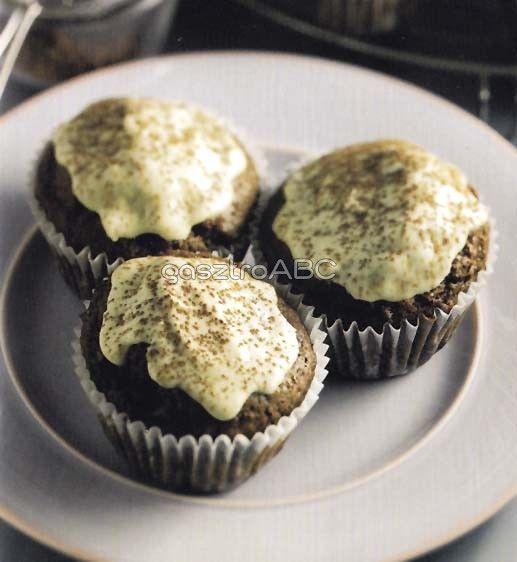 Duplacsokis muffin