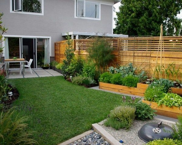 Amazing Modern Vegetable Garden 17 Best Ideas About Small