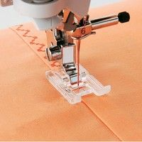 Sewing Machine Invisible Zipper Zip Foot for Brother Janome Domestic Necessary