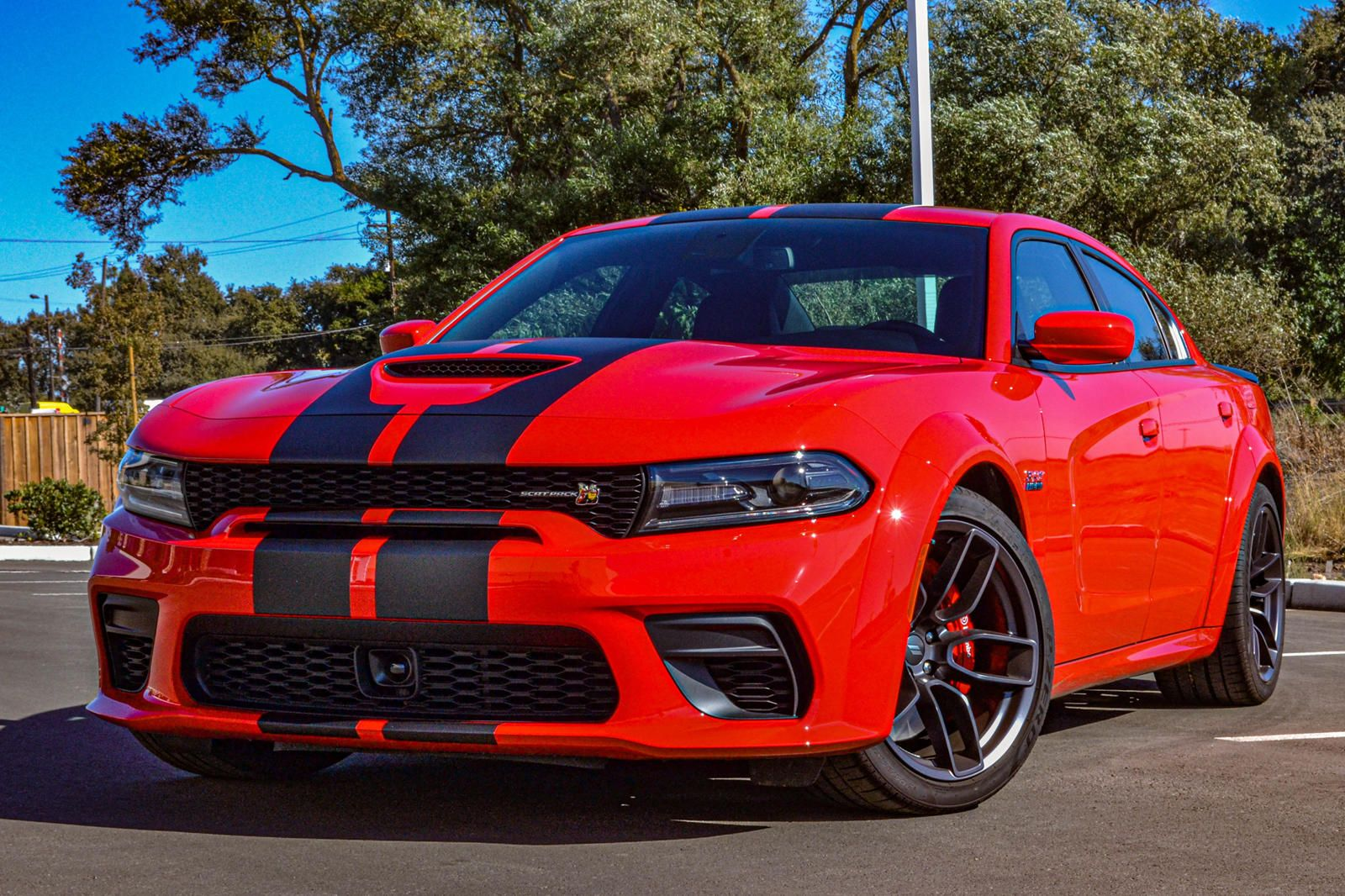 2020 Dodge Charger Srt Hellcat Widebody First Drive Review All Hail The King Now You Can Have America S Last Tr In 2020 Charger Srt Dodge Charger Charger Srt Hellcat