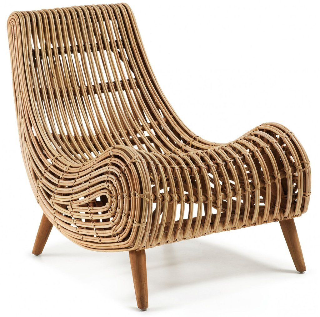 Taki Accent Chair Accent Chairs Rattan Armchair Occasional Chairs
