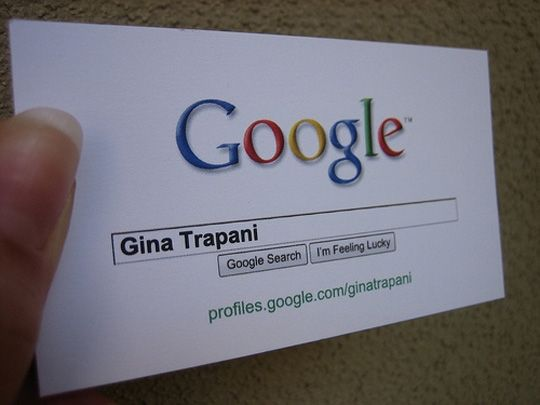Creative Business Cards !!