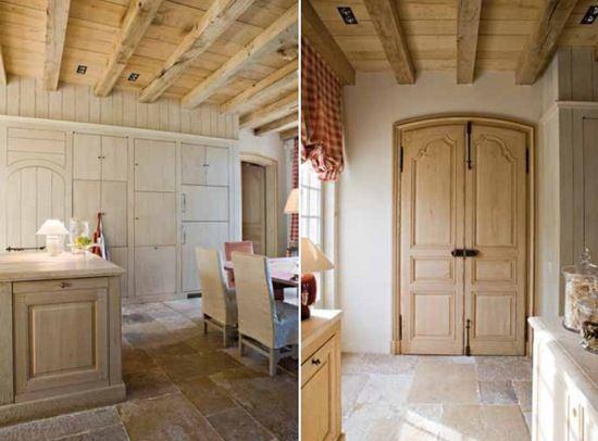 Beams and doors