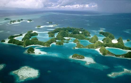 Playas tropicales paraísos