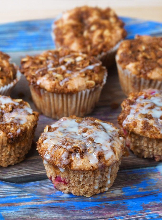 Coffee Cake Muffins Perfect For Breakfast Chocolate Covered
