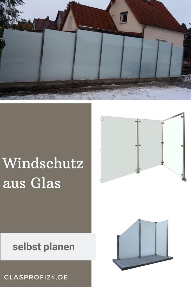 Windschutz-Konfiguratoren im Überblick