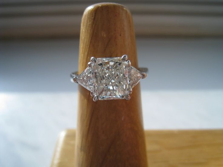 Image Result For 2 Row Band Halo Setting Radiant Cut 20 000 Rings