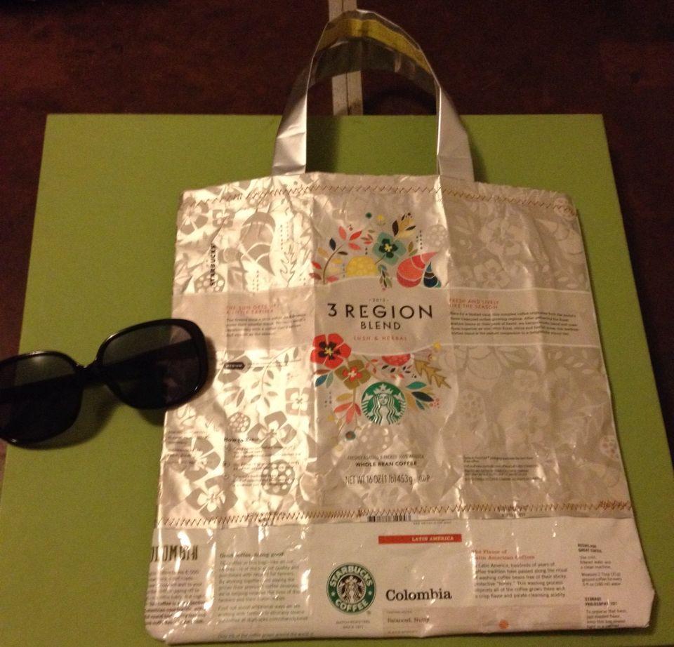 Coffee Bag handbag