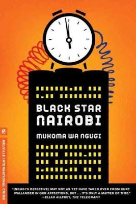 bookshy: Four Years Later: Even More African Crime Fiction