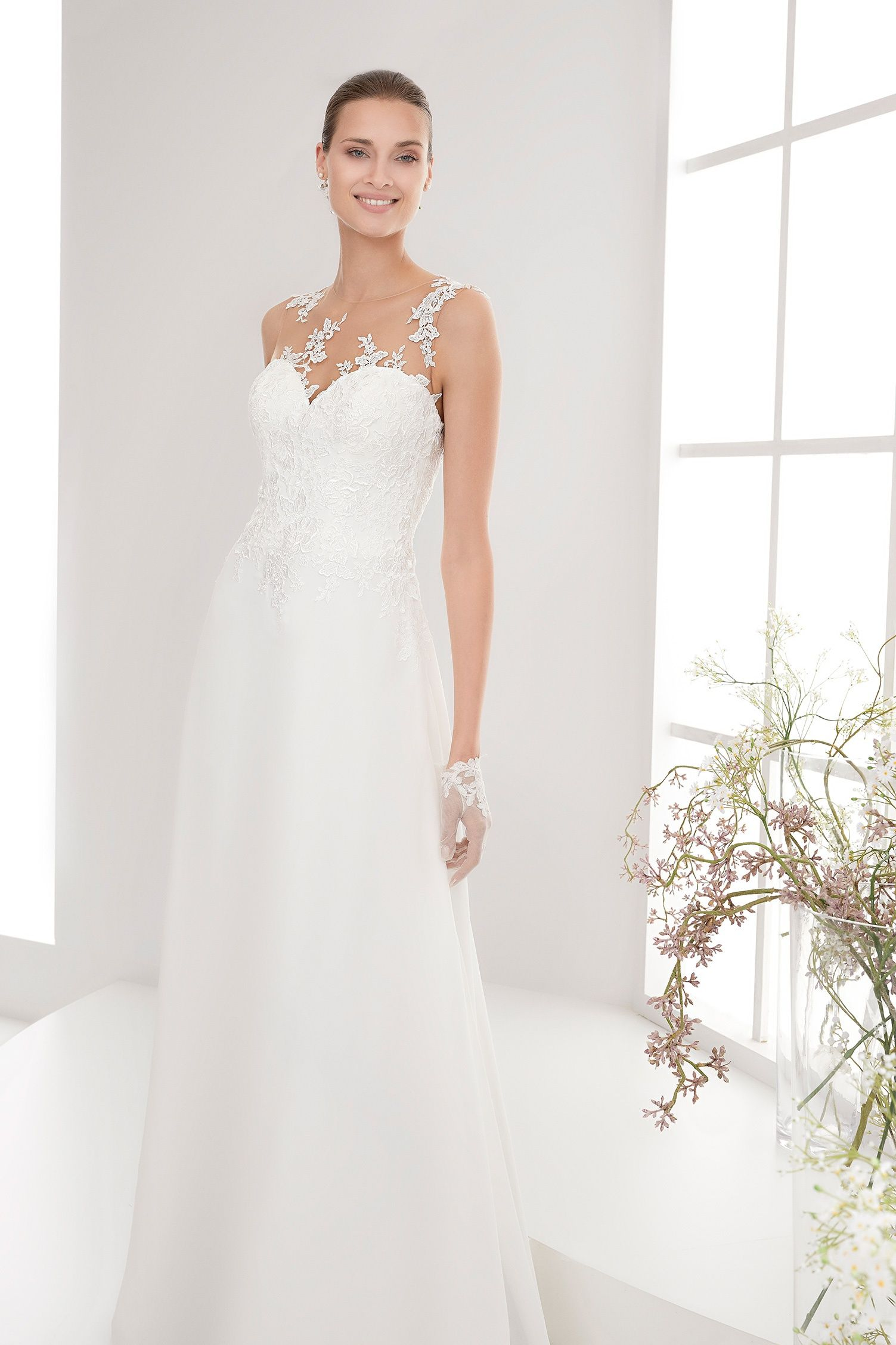 Wedding Dress Nicole Collection Aurora Auab18906 2018 Wedding