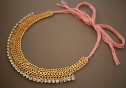 Refasion: Un DIY del Collar de Moda!