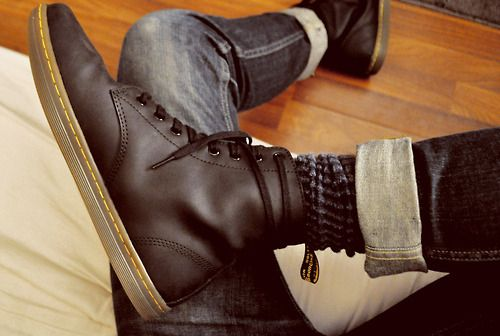 d764adb874d dr martens tobias boots for hubby | Approved fashion | Mens brown ...