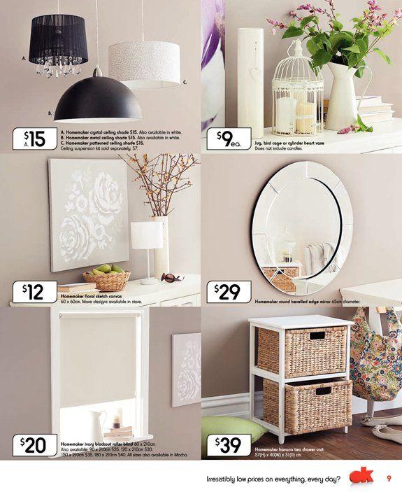 Kmart Homewares Wish List Pinterest Kmart Home Home Decor