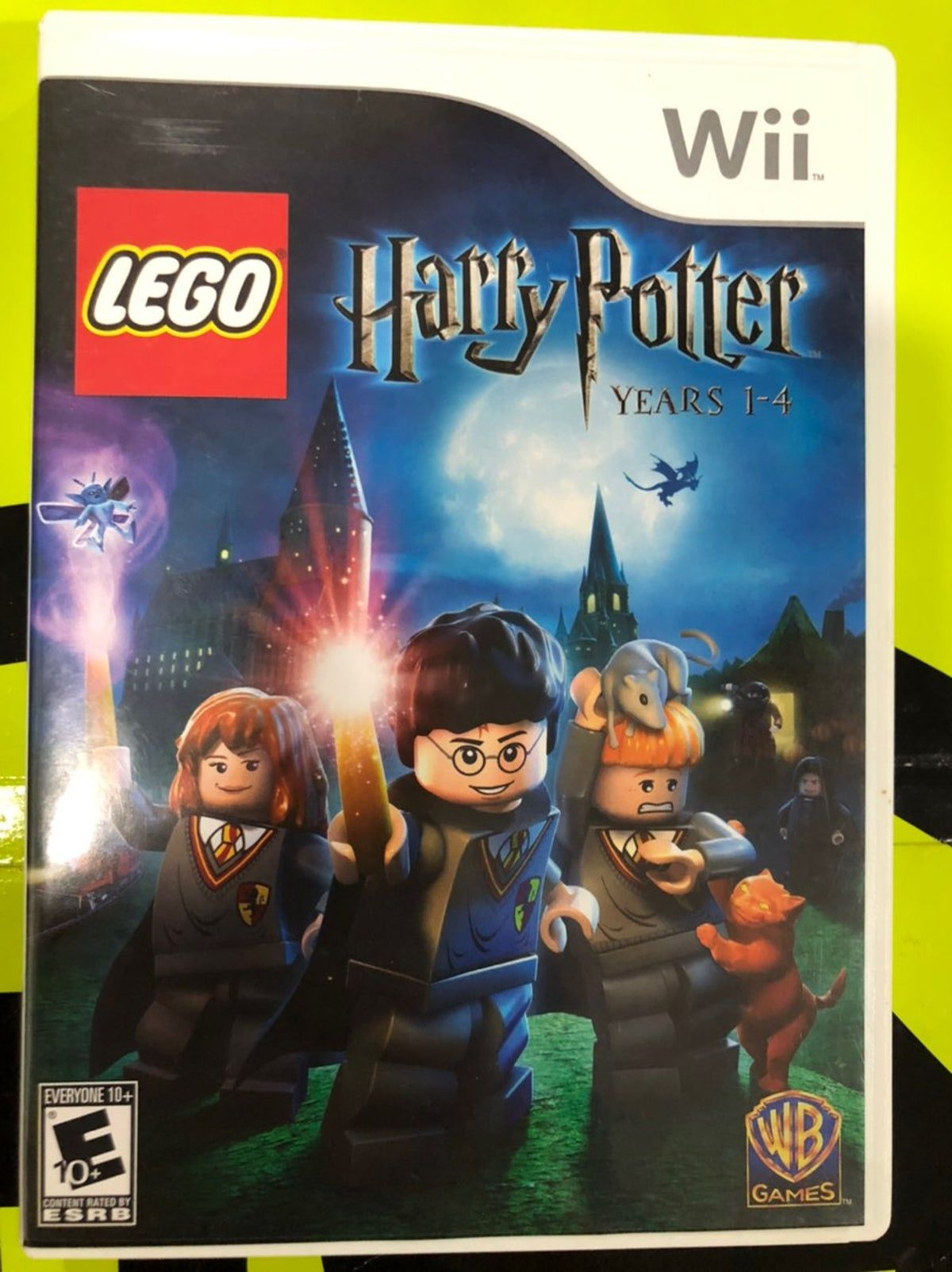 Wii Harry Potter Game And Movie Lego Harry Potter Harry Potter Years Harry Potter Games